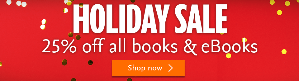 Holiday Sale -25%