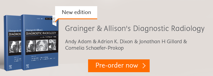 Grainger & Allison's Diagnostic Radiology