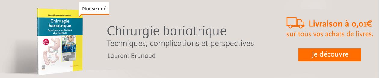 Couverture et promotion Chirurgie bariatrique