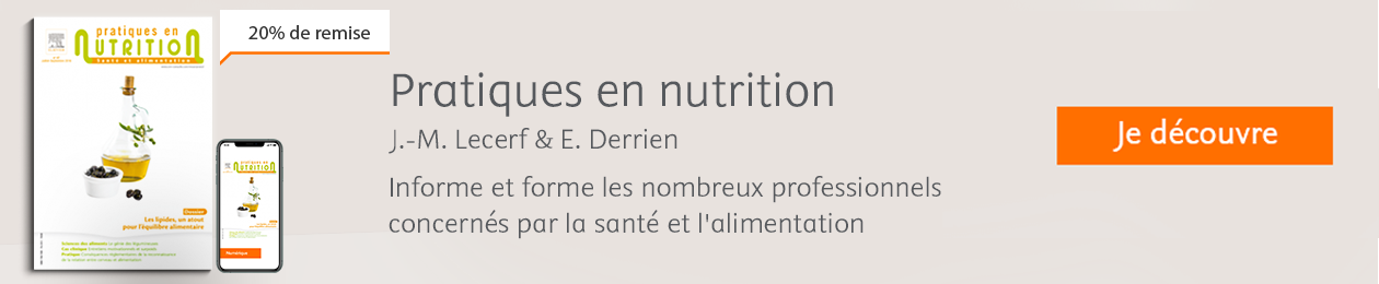 Revue Pratique en nutrition