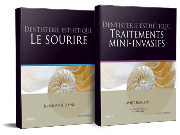 Dentisterie Esthétique - Pack 2 Tomes