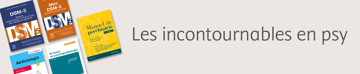Collections et incontournables psy